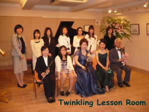 Twinklin Lesson Room写真1S